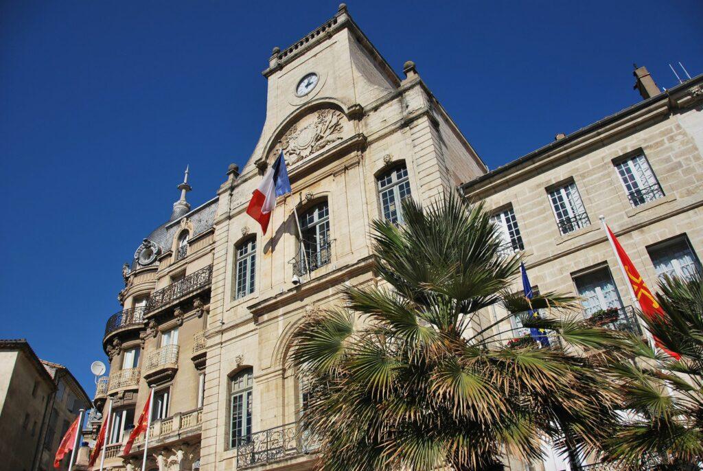 mairie beziers